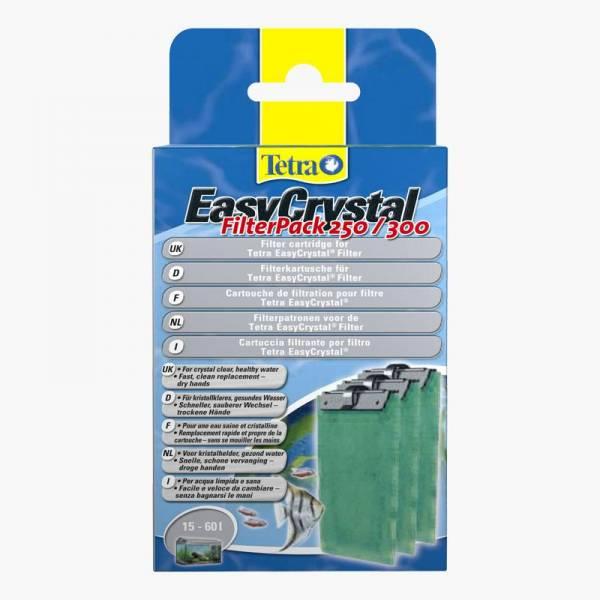 Tetra EasyCrystal Filter Pack 250/300 - wkład włóknina Tetra - 1