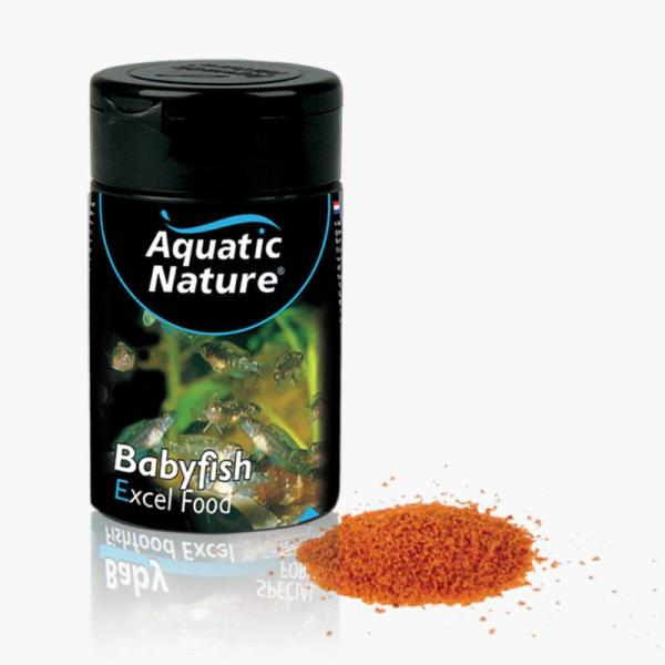 Aquatic Nature BABY FISHFOOD Sppecial Formula 124ml 35g