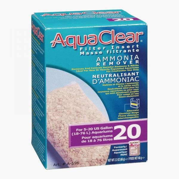 Hagen AquaClear 20 - Ammonia Remover Aqua Clear - 1