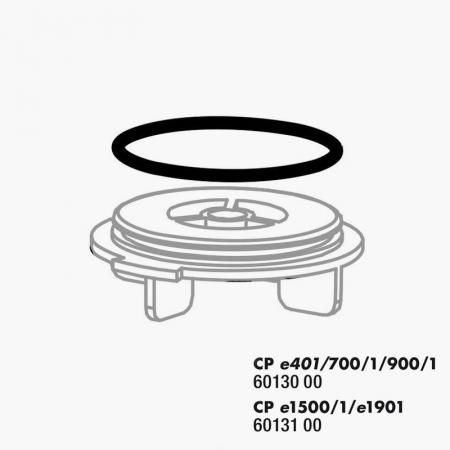 JBL Uszczelka pokrywy wirnika do filtra Cristal Profi e700/e701 - e900/e901
