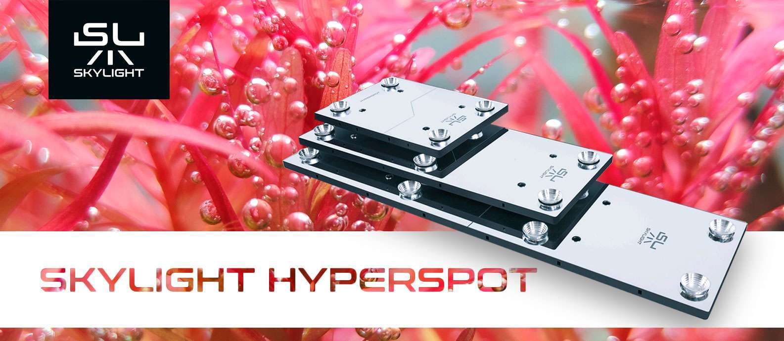 SkyLight HyperSpot - Lampy LED dla wymagających
